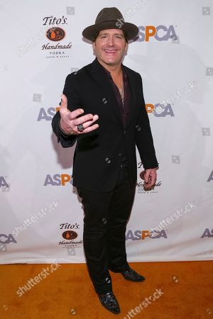 Singer/songwriter Jerrod Niemann attends the 20th Annual ASPCA Bergh Ball and After Dark Party at The Plaza Hotel, in New York