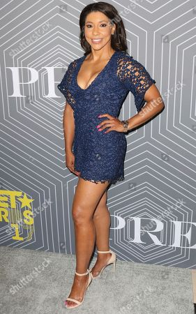 Editorial image of 2017 BET Awards 'PRE', West Hollywood, USA - 21 Jun 2017