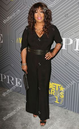 Kym Whitley arrives at the BET Chairman and CEO Debra Lee's PRE, a BET Awards Dinner for the 17th Annual BET Awards at The London West Hollywood at Beverly Hills, in West Hollywood, Calif