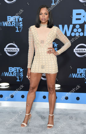 Editorial photo of 2017 BET Awards - Arrivals, Los Angeles, USA - 25 Jun 2017