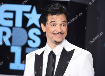 Editorial picture of 2017 BET Awards - Arrivals, Los Angeles, USA - 25 Jun 2017
