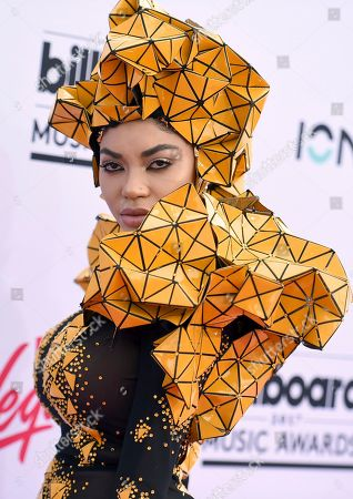Editorial picture of 2017 Billboard Music Awards - Arrivals, Las Vegas, USA - 21 May 2017