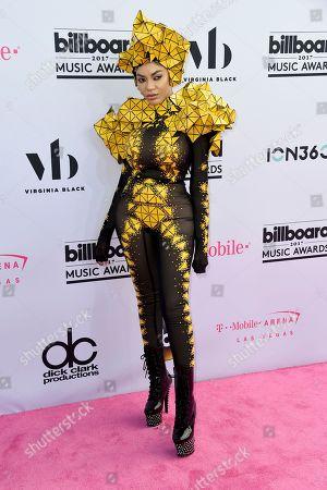 Editorial image of 2017 Billboard Music Awards - Arrivals, Las Vegas, USA - 21 May 2017