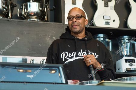 Warren G seen at BottleRock Napa Valley Music Festival at Napa Valley Expo, in Napa, Calif