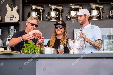 Editorial picture of 2017 BottleRock Valley Music Festival - Day 2, Napa, USA - 27 May 2017