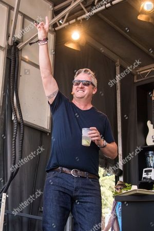 Stock Image of Tim Love seen at BottleRock Napa Valley Music Festival at Napa Valley Expo, in Napa, Calif