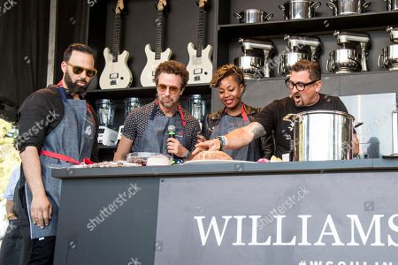 Editorial photo of 2017 BottleRock Valley Music Festival - Day 3, Napa, USA - 28 May 2017