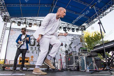 Editorial picture of 2017 Bunbury Music Festival - Day 1, Cincinnati, USA - 2 Jun 2017