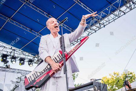 Editorial image of 2017 Bunbury Music Festival - Day 1, Cincinnati, USA - 2 Jun 2017