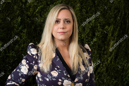 Sandy Chronopoulos attends the Chanel Tribeca Film Festival Women's Filmmaker Luncheon at Odeon, in New York
