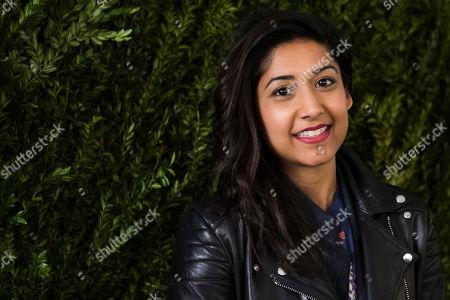 Stock Image of Sonejuhi Sinha attends the Chanel Tribeca Film Festival Women's Filmmaker Luncheon at Odeon, in New York