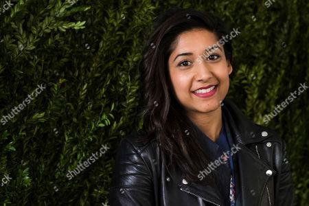 Stock Photo of Sonejuhi Sinha attends the Chanel Tribeca Film Festival Women's Filmmaker Luncheon at Odeon, in New York