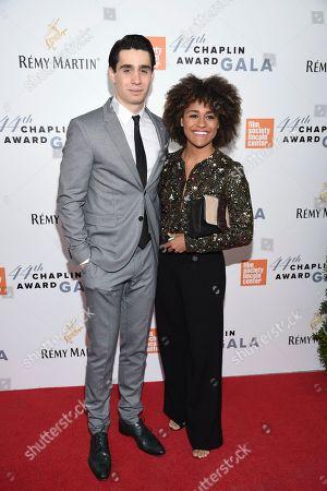 Editorial picture of 2017 Chaplin Award Gala Honoring Robert De Niro, New York, USA - 8 May 2017