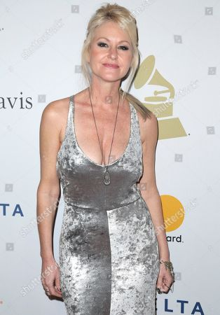 Mindi Abair attends the Clive Davis and The Recording Academy Pre-Grammy Gala at The Beverly Hilton Hotel, in Beverly Hills, Calif