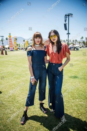 Editorial photo of 2017 Coachella Music And Arts Festival - Weekend 1 - Day 1, Indio, USA - 14 Apr 2017