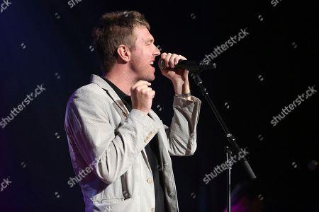 Artist Hamilton Leithauser performs at the Dylan Fest at Ryman Auditorium on in Nashville, Tenn