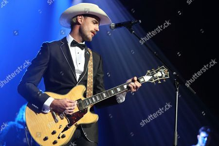 Artist Rayland Baxter performs at the Dylan Fest at Ryman Auditorium on in Nashville, Tenn