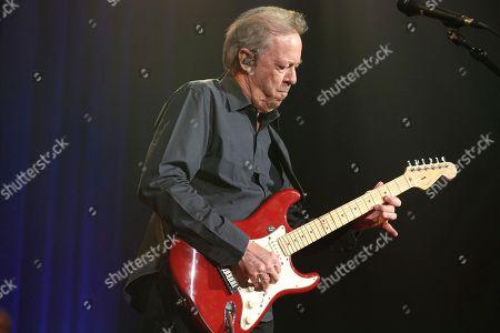 Artist Boz Scaggs performs at the Dylan Fest at Ryman Auditorium on in Nashville, Tenn