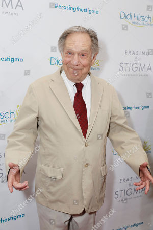 George Segal seen at the 2017 Erasing the Stigma Leadership Awards on in Beverly Hills, CA