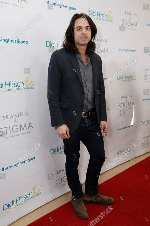 Stock Image of Honoree Paul Dalio seen at the 2017 Erasing the Stigma Leadership Awards on in Beverly Hills, CA