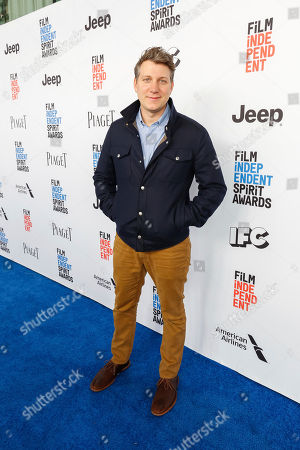 Jeff Nichols arrives at the 2017 Film Independent Filmmaker Grant and Spirit Award Nominees Brunch, in West Hollywood, Calif