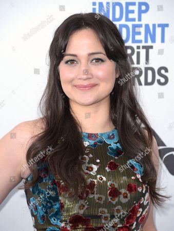 Editorial picture of 2017 Film Independent Spirit Awards - Arrivals, Santa Monica, USA - 25 Feb 2017