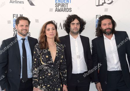 Editorial image of 2017 Film Independent Spirit Awards - Arrivals, Santa Monica, USA - 25 Feb 2017