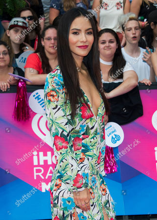 Editorial picture of 2017 iHeartRadio Much Music Video Awards - Arrivals - 18 Jun 2017