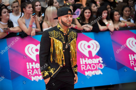 Editorial image of 2017 iHeartRadio Much Music Video Awards - Arrivals - 18 Jun 2017