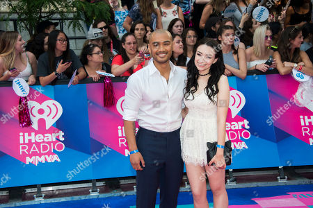Editorial photo of 2017 iHeartRadio Much Music Video Awards - Arrivals - 18 Jun 2017