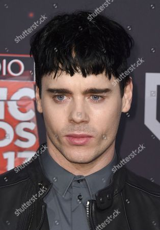 Stock Photo of Leon Else arrives at the iHeartRadio Music Awards at the Forum, in Inglewood, Calif