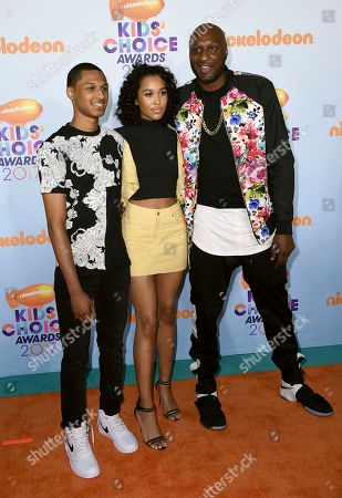 Editorial picture of 2017 Kids' Choice Awards - Arrivals, Los Angeles, USA - 11 Mar 2017