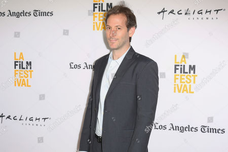 "Jeff Baena arrives at the premiere of ""The Little Hours"" at the 2017 Los Angeles Film Festival, in Culver City, Calif"