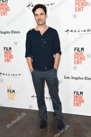 """Editorial picture of 2017 Los Angeles Film Festival - """"The Year of Spectacular Men"""", Santa Monica, USA - 16 Jun 2017"""