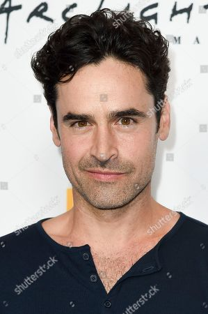"Jesse Bradford attends the premiere of ""The Year of Spectacular Men"" at the 2017 Los Angeles Film Festival, in Santa Monica, Calif"
