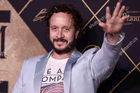 Pauly Shore attends the 2017 MAXIM Hot 100 Party at the Hollywood Palladium, in Los Angeles