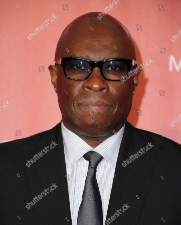 Vince Wilburn Jr. arrives at the MusiCares Person of the Year tribute honoring Tom Petty at the Los Angeles Convention Center on