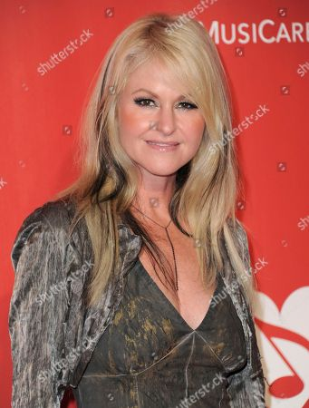 Mindi Abair arrives at the MusiCares Person of the Year tribute honoring Tom Petty at the Los Angeles Convention Center on