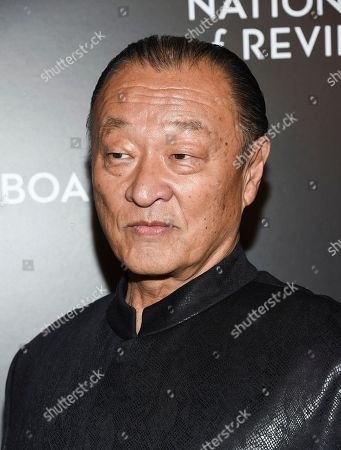 Actor Cary-Hiroyuki Tagawa attends the National Board of Review Gala at Cipriani 42nd Street, in New York