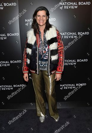 Director Kirsten Johnson attends the National Board of Review Gala at Cipriani 42nd Street, in New York