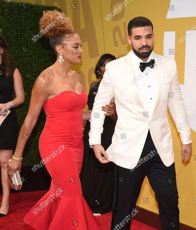 Editorial photo of 2017 NBA Awards - Arrivals, New York, USA - 26 Jun 2017
