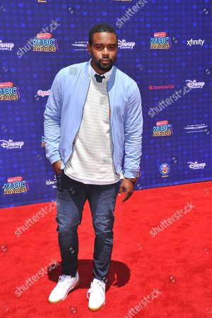 Tobie Windham is seen at the 2017 Radio Disney Music Awards at the Microsoft Theatre on in Los Angeles, Calif