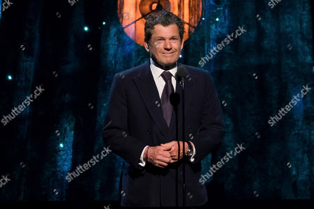 Jann Wenner attends the 2017 Rock and Roll Hall of Fame induction ceremony at the Barclays Center, in New York