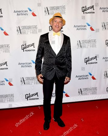 Editorial photo of 2017 Songwriters Hall of Fame - Arrivals, New York, USA - 15 Jun 2017