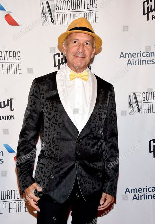 Stock Photo of Larry Dvoskin attends the 48th Annual Songwriters Hall of Fame Induction and Awards Gala at the New York Marriott Marquis Hotel, in New York