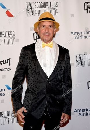 Stock Image of Larry Dvoskin attends the 48th Annual Songwriters Hall of Fame Induction and Awards Gala at the New York Marriott Marquis Hotel, in New York