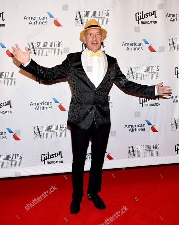 Larry Dvoskin attends the 48th Annual Songwriters Hall of Fame Induction and Awards Gala at the New York Marriott Marquis Hotel, in New York