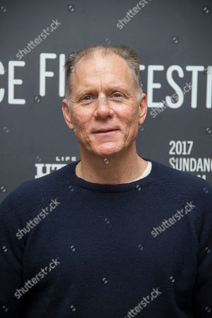 """Stock Picture of Actor David Warshofsky poses at the premiere of the film """"Beatriz at Dinner"""" at the Eccles Theatre during the 2017 Sundance Film Festival, in Park City, Utah"""