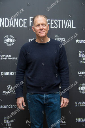 """Actor David Warshofsky poses at the premiere of the film """"Beatriz at Dinner"""" at the Eccles Theatre during the 2017 Sundance Film Festival, in Park City, Utah"""