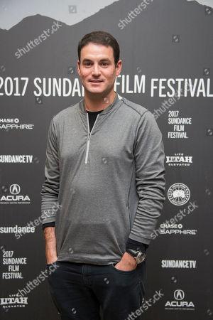 "Editorial picture of 2017 Sundance Film Festival - ""Burning Sands"" Premiere, Park City, USA - 24 Jan 2017"